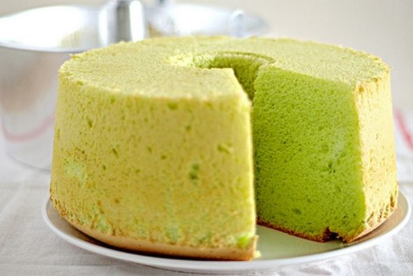 Mini Chiffon Cake Recipe
