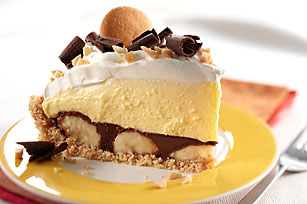 Cara Membuat Choco Banana Pie